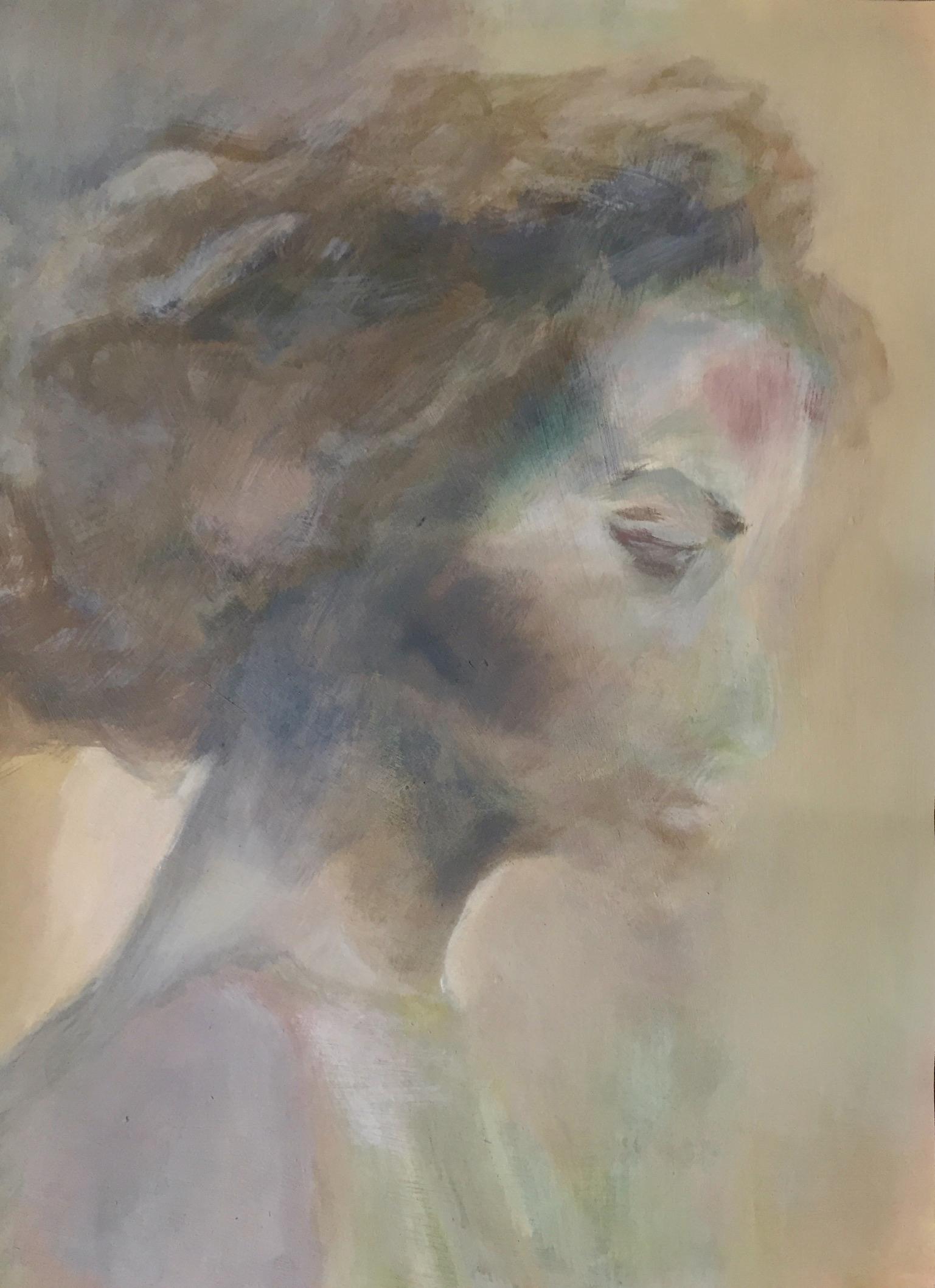 portrait ölmalerei