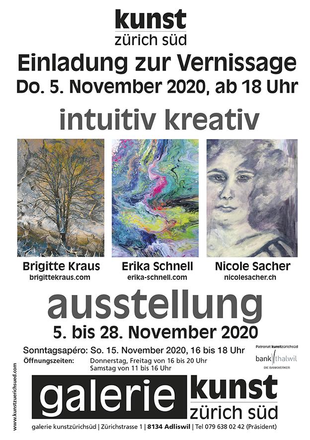 Galerie Kunst Zürich Süd