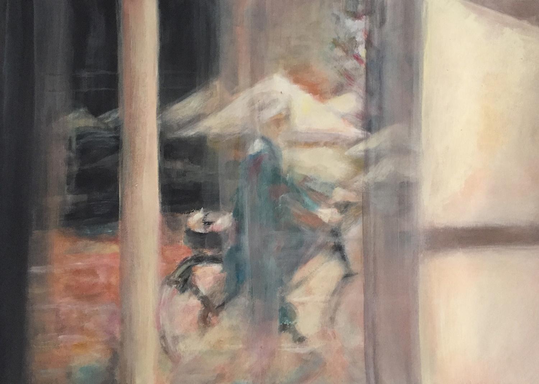 Ölmalerei Nicole Sacher